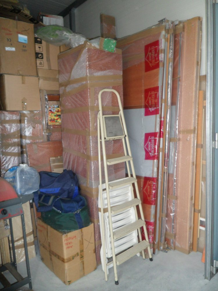 Deposito e custodia mobili roma tonino cotroneo roma for Sconti mobili roma